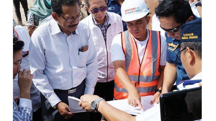 Molen: Pangkalpinang Siap Bangun Pelabuhan Baru