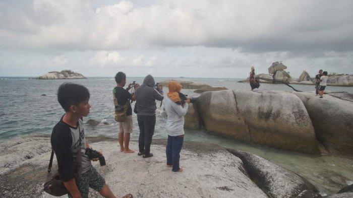Bermaksud Mempopulerkan belitung, Puluhan Fotografer Hunting di Pulau Lengkuas