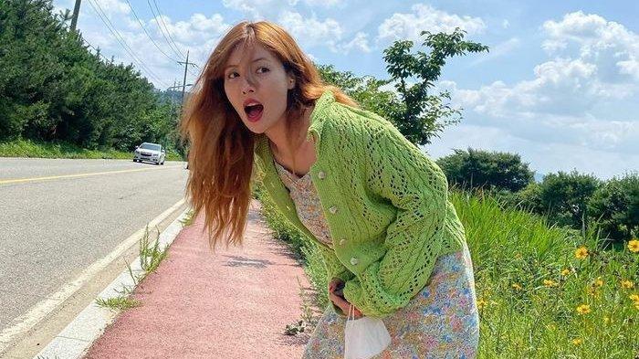 Kerap Tampil Seksi dengan Pakaian Minim Kini HyunA Mengaku Pengin Pakai Baju Lebih Tertutup