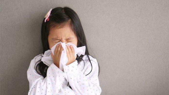 Begini Cara Membedakan Sakit pada Anak karena Gejala Alergi dan Terjangkit Covid-19