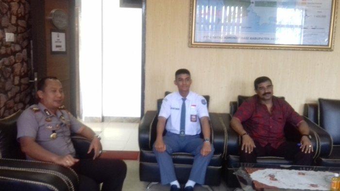 Komandan Kelompok Paskribaka Nasional Ini Bikin Bangga Kapolres Belitung Saat Ditanya Cita-cita