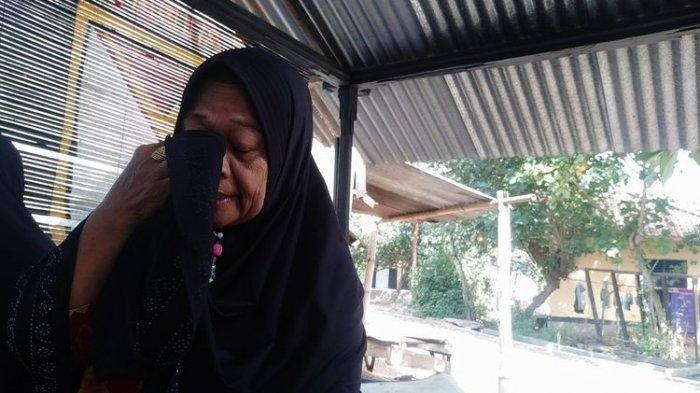 Ibu Kalsum Sedih Hendak Dipenjarakan Anaknya: Dia Anak Kandung Saya, Keluar dari Rahim Saya