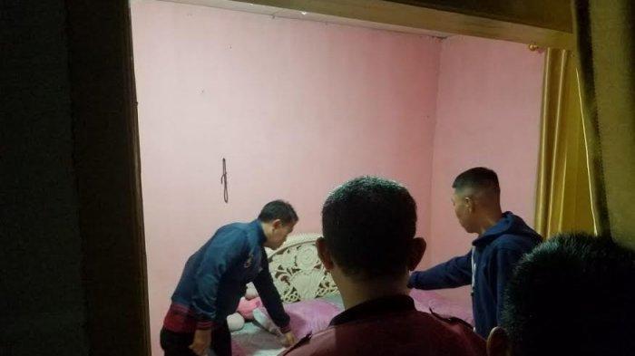 Sejoli Kepergok Berduaan di Kamar Mandi, Digerebek Polisi di Kosan, Ngaku Sedang Buka Puasa Bersama