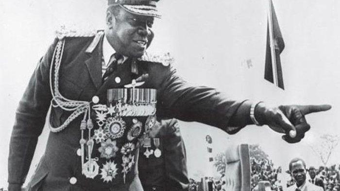 Idi Amin si Diktator Uganda Lari Tanpa Busana, Tertangkap Basah Mesum dengan Istri Rekan Tentaranya
