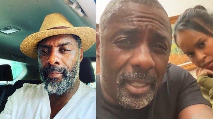 Bintang Hollywood Idris Elba Tertular Corona, Tak Alami Gejala Apapun, Sang Aktor Berpesan Waspada!