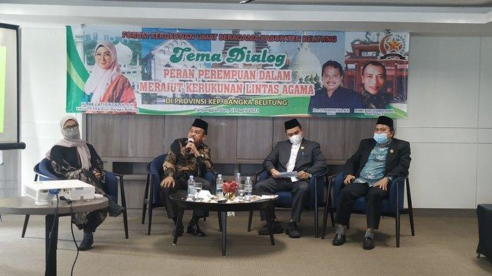 FKUB: Kerukunan Umat Beragama di Belitung Sangat Baik