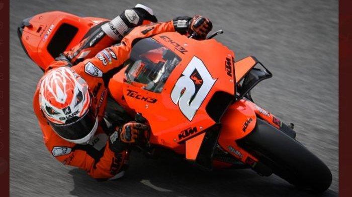 Pebalap KTM Sebut Valentino Rossi Rubah Tua Gara-gara Disalip Ditikungan Akhir