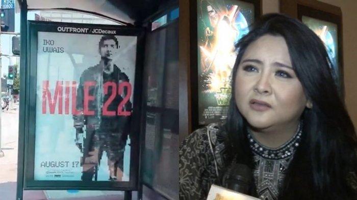 Aktor Iko Uwais Sukses dan Jadi Idola di Hollywood, Audy Item Dikabarkan Menangis