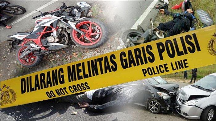 Berawal Dari Cekcok, Hingga Akhir Mobil Dikendarai Polisi Tabrak 3 Pemotor hingga 1 Tewas