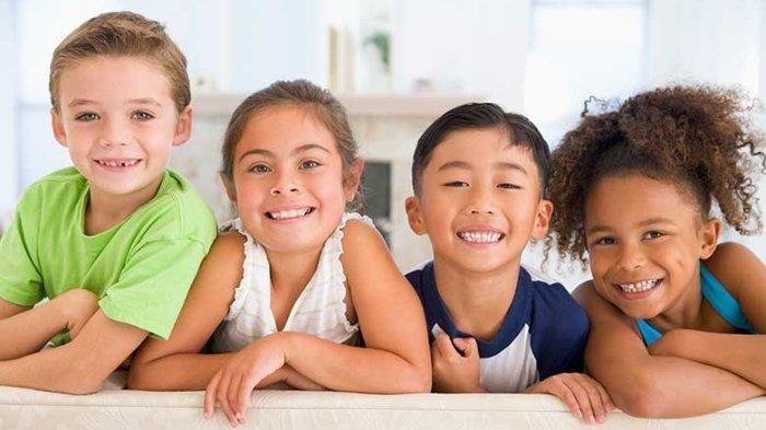 11 Tips Membangun Rasa Percaya Diri Anak Anda, Jangan Membandingkan dengan Anak-anak Lain