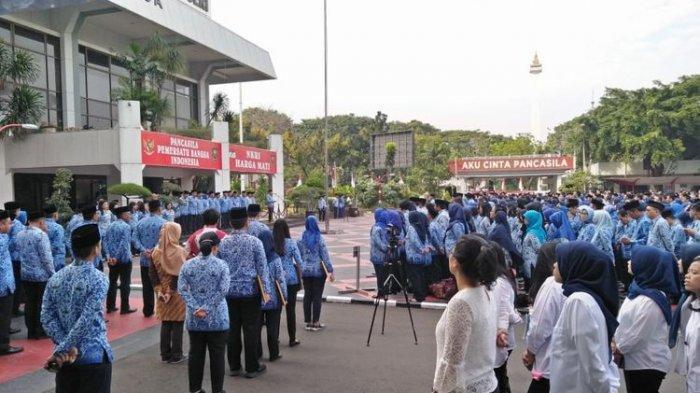 Pemerintah Pastikan THR untuk ASN, TNI & Polri Dibayarkan Sesuai Waktu,Hanya Gaji Pokok & Tunjangan