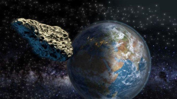 Peneliti Lapan Sebut Asteroid yang Akan Melintas pada 7 dan 8 Mei 2020 Bukan Menabrak Bumi