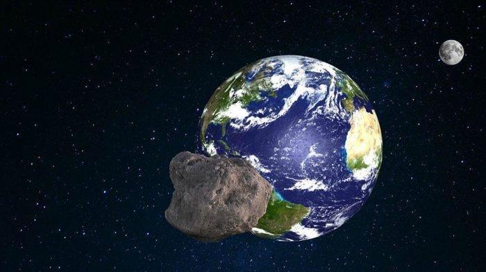 Penjelasan LAPAN Tentang Asteroid Akan Dekati Bumi di Pertengahan Ramadan ini Tepatnya 8 Mei 2020