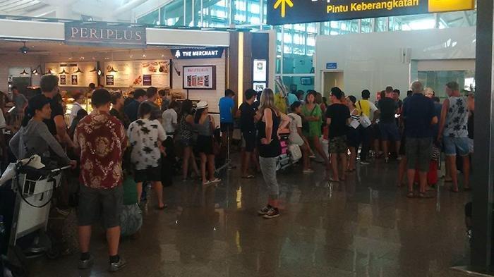 Gara-gara Ini Anggota Dewan Tampar Petugas Bandara Ngurah Rai