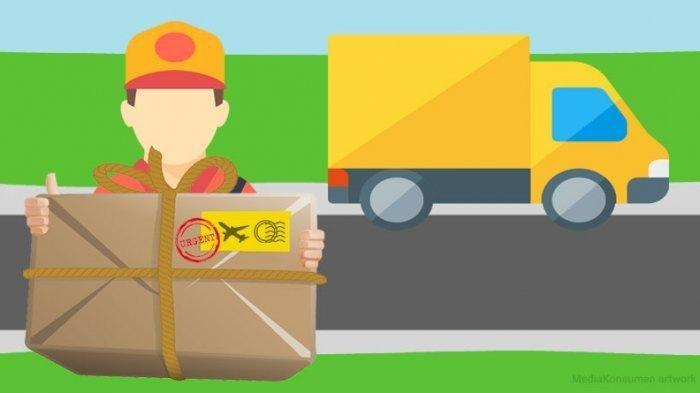 Sektor Logistik Raup Untung saat Prilaku Belanja Beralih ke Online