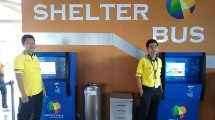 Bandara Soekarno-Hatta Layani Pembelian Tiket Damri Digital
