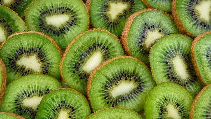 Ilustrasi buah kiwi