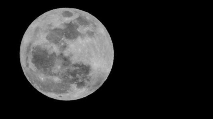 Apa Sebabnya?  NASA Buktikan Ukuran Bulan Mengecil dan Menyusut
