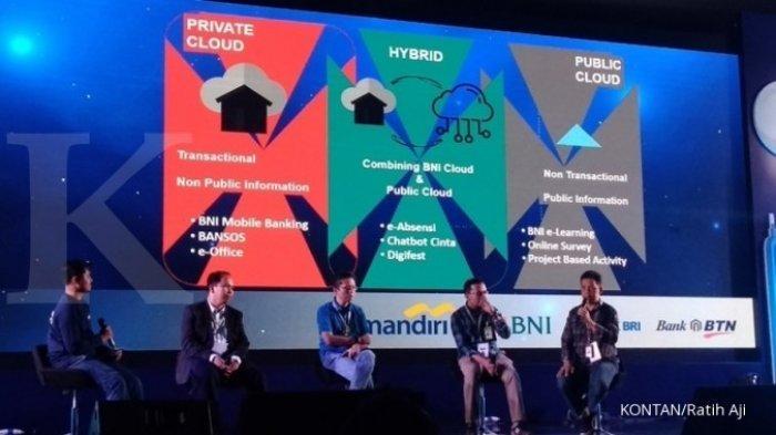 Ekspansi Bisnis Secara Organik, Tiga Bank BUMN Siapkan Dana Rp 12,2 Triliun
