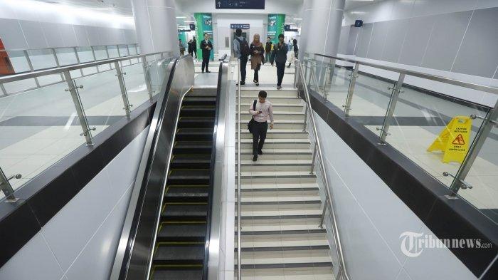 Ternyata Eskalator yang Mati Tidak Boleh Digunakan sebagai Tangga Biasa, Begini Penjelasannya