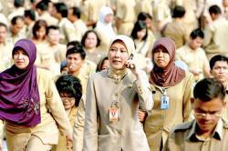 Pegawai Tidak Tetap di Pemerintah Daerah Belitung Timur Berlebih