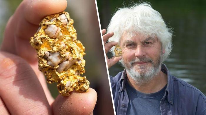 Temuan Nugget Emas di Lokasi Kapal Karam Ditaksir Seharga Rp 950 Juta