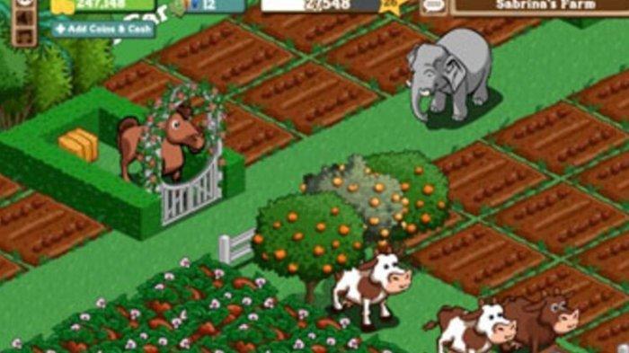 Setelah 11 Tahun, Game FarmVille Akan Ditutup Akhir 2020