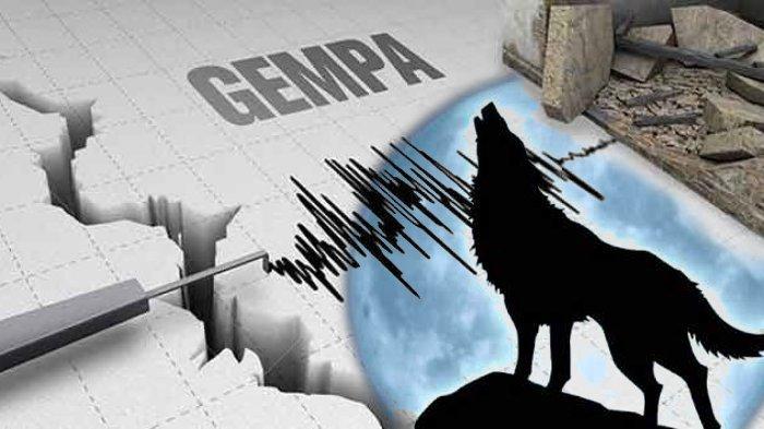 Gempa Guncang Maluku Utara, Getaran Hingga 5,5 Magnitudo Terasa Hingga ke Manado