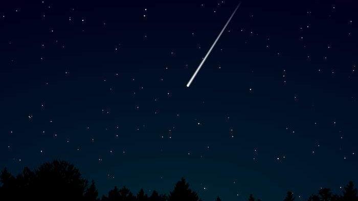 Hujan Meteor Lyrid Bakal Terjadi Besok, Ini Waktu Terbaik untuk Menyaksikannya