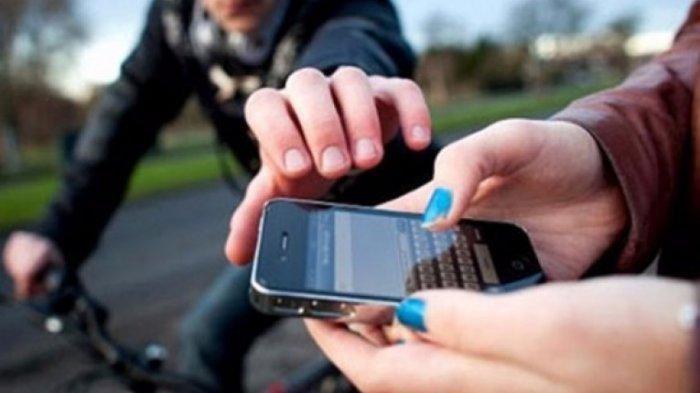 Anak Pejabat Polisi Kejar Pejambret, Pelaku Jatuh Handphone Selamat, Melawan 1 Terkapar Ditembak