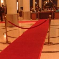 Begini Awal Mula Tradisi Karpet Merah Dilakukan