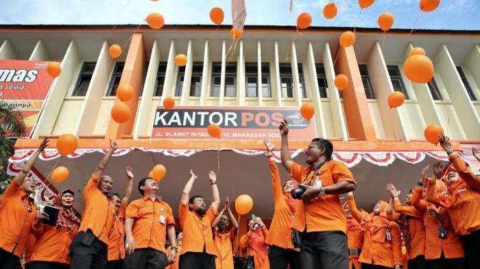 Mahasiswa Aktif, Lulusan SMA dan SMK Bisa Dapat Penghasilan Tambahan di PT Pos Indonesia Surabaya