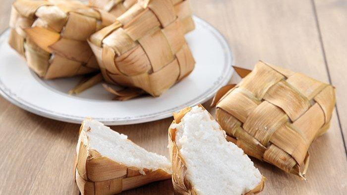 Biasanya Disajikan di Antara Hidangan Lebaran, Begini Asal-usul Tradisi Makan Ketupat saat Lebaran
