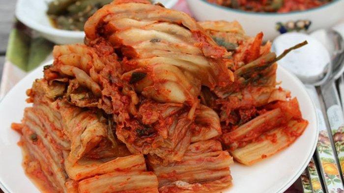 Konsumsi Kimchi di Korea Selatan Capai 1,5 Miliar Ton Setahun, Begini Sejarah Pembuatan Kimchi