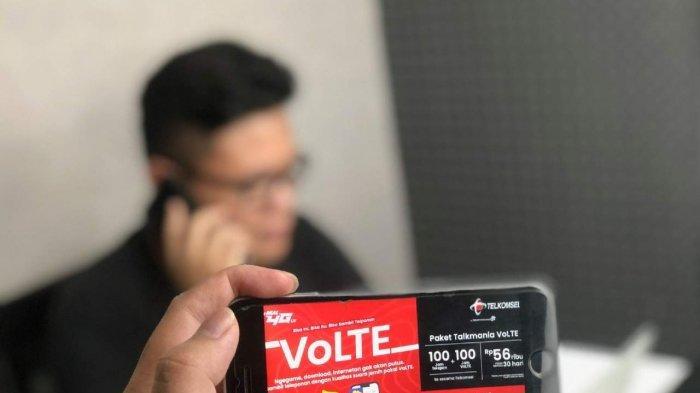 Telkomsel Hadirkan VoLTE, Layanan Panggilan Telepon Tanpa Terputus saat Terkoneksi Internet