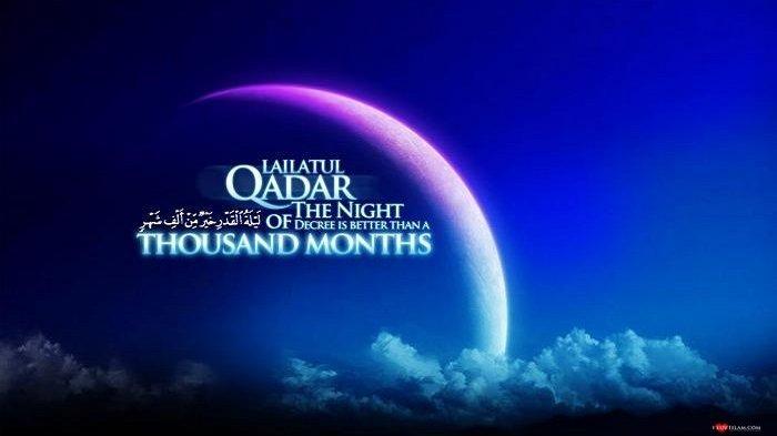 10 Hari Jelang Terakhir Ramadhan 1440 H, Ini Doa Malam Lailatul Qadar Untuk Mohon Ampunan Allah SWT