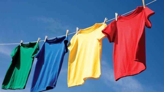 Cocok saat Musim Hujan, 3 Cara Mengeringkan Pakaian dengan Cepat Tanpa Bantuan Sinar Matahari