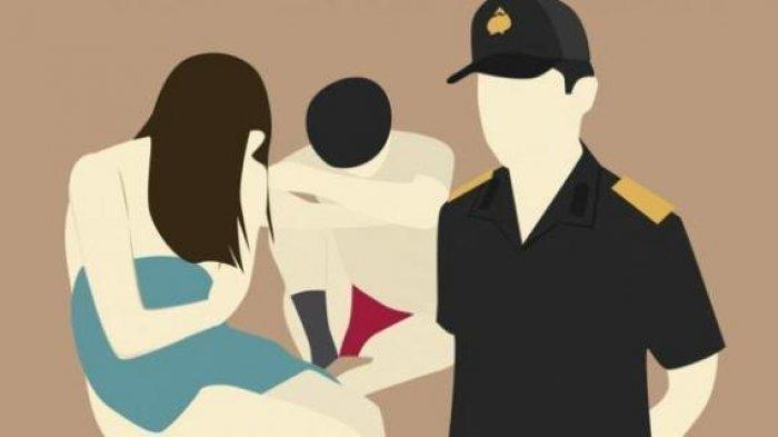 Tepergok Lakukan Hubungan Suami Isteri, Pasangan Bukan Muhrim Diarak Lalu Dinikahkan