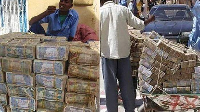 Penduduk di Negara ini Miliarder Semua, Duit 100 Miliar Dollar Hanya Cukup untuk Beli 1 Potong Roti