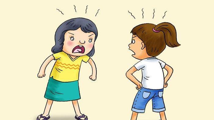 Bunda, Jangan Sering Marahi Anak Saat di Rumah Ya, Ini Efek Negatifnya
