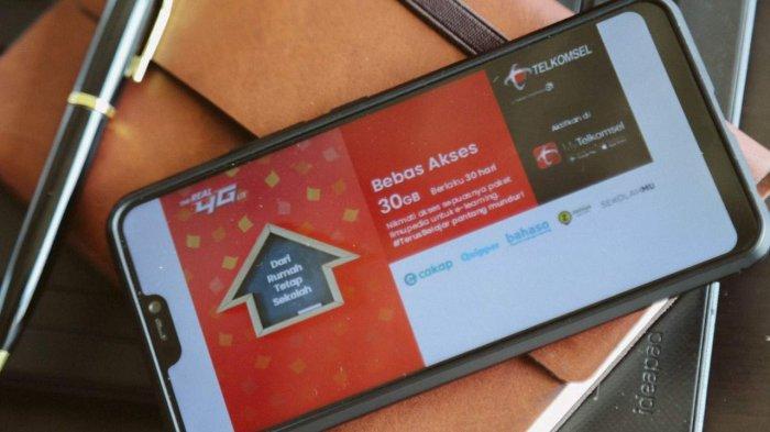 Telkomsel Gandeng Aplikasi e-Learning, Hadirkan Paket Bebas Akses ilmupedia Tanpa Biaya bagi Pelajar