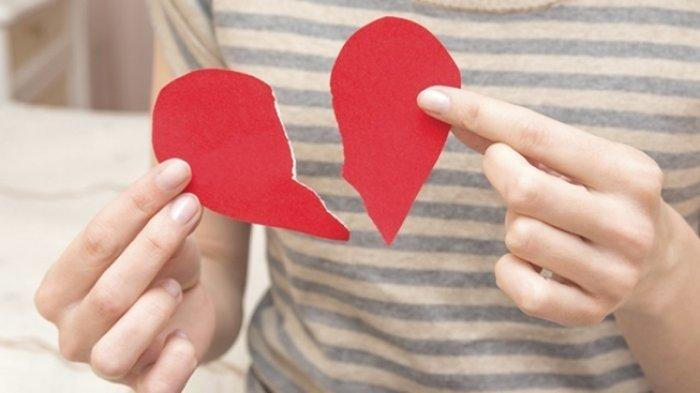 Patah Hati Bikin Hidup Lebih Bahagia, Tapi Mimpi Putus Cinta Malapetaka, Bertubi-Tubi Alami Ini