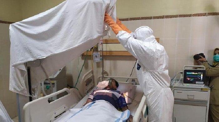 Pasien Terinfeksi Corona di Bangka Bertambah, Dua Santri Pulang dari Pesantren Positif Covid-19