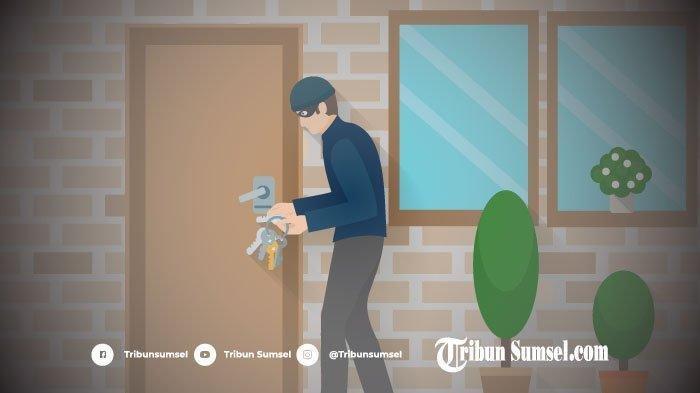 Gara-Gara Pinjam Motor untuk Aksi Pencurian di Rumah Kosong, Pria Ini Terjerat Hukum