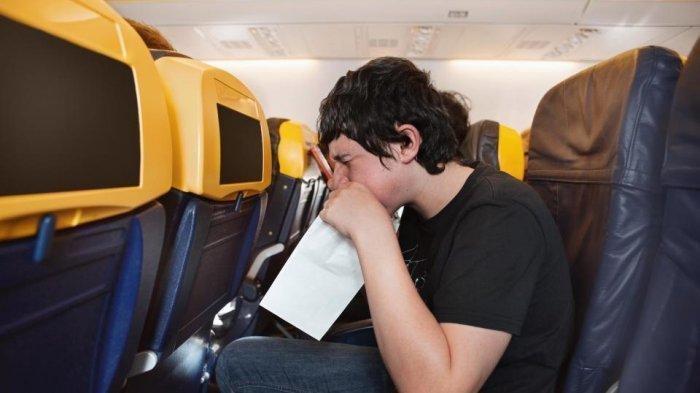 Perut Kembung, Stres Pun Meningkat, 6 Gejala Ini Umum Dialami Tubuh saat Naik Pesawat Terbang