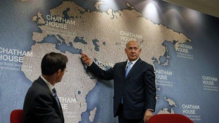 Militer Jerman Mendadak Minta Maaf Setelah 'Hapus' Israel dari Peta, Begini Jelasnya