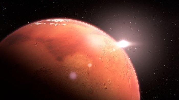 Padahal Telah Berusia Miliaran Tahun, Namun Planet Mars Baru Rayakan Tahun Baru ke-36, Ini Alasannya