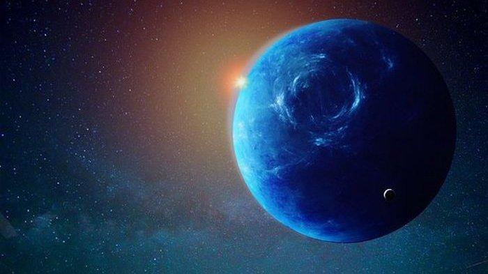 Deretan Fakta Unik Neptunus, Planet Terjauh dari Matahari, Gerakan Gravitasinya Menyebabkan Masalah