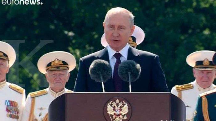 Putin: Rusia Akan Bisa Atasi Sanksi yang Dijatuhkan, Tapi Negara Lain?