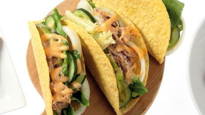Sama-sama Menggunakan Tortilla, Ini Beda Makanan Khas Meksiko Taco dan Burrito, Pernah Mencicipi?